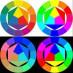 Теория живописи: Форма и цвет. Инверсия