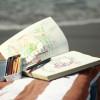 Что делать художнику в путешествии?