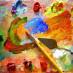Урок по смешиванию акриловых красок