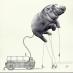 Животные на рисунках Ricardo Solis. Часть 1
