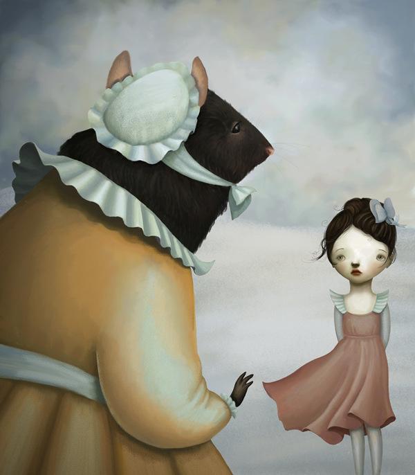 Иллюстратор Варя Колесникова (15 работ)