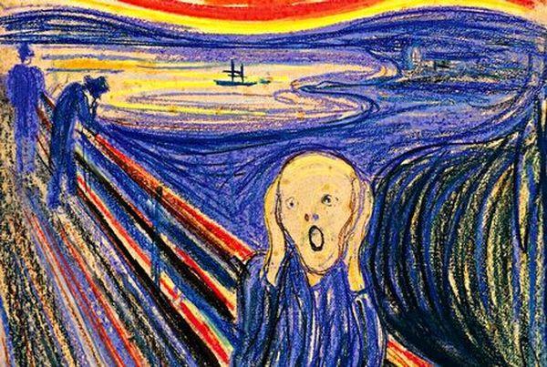 "Edvard_Munchs ""Крик"""