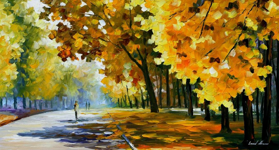 morning_mood___leonid_afremov_by_leonidafremov-d2y9el7