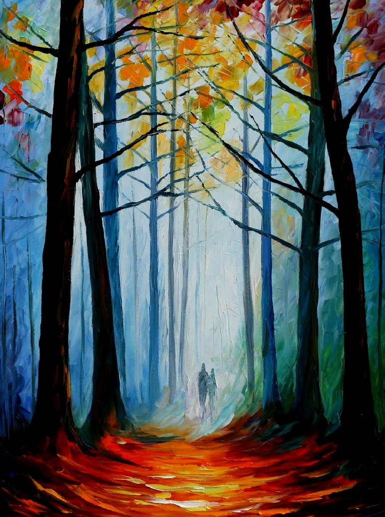wise_forest__original_oil_on_canvas_painting_by_leonidafremov-d60apa1
