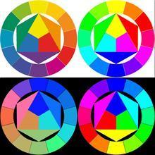 Теория живописи. Форма и цвет, инверсия. Для тех, кто хочет научиться рисовать.