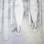 Графика нитками -- Nastasja Duthois