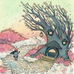 Великолепные сказочные иллюстрации Nicole Gustafsson