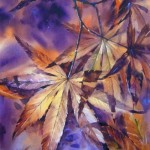 Watercolor landscapes Lin Ching Che.Акварельные пейзажи Lin Ching Che