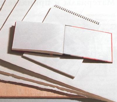 Как выбирать бумагу для рисования.How to choose the paper for drawing