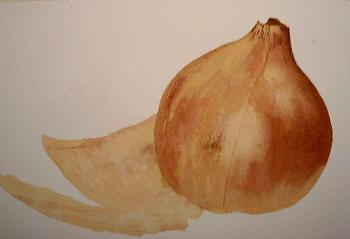 пошаговый урок рисования акварелью