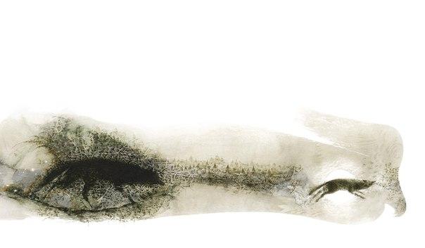Потрясающие иллюстрации Павла Татарникова к «Слову о Полку Игореве»