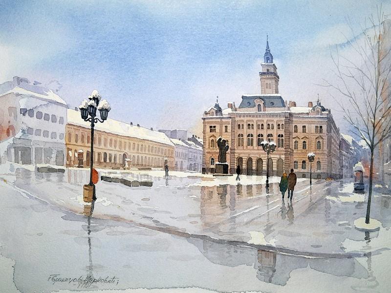 Centar grada, Novi Sad