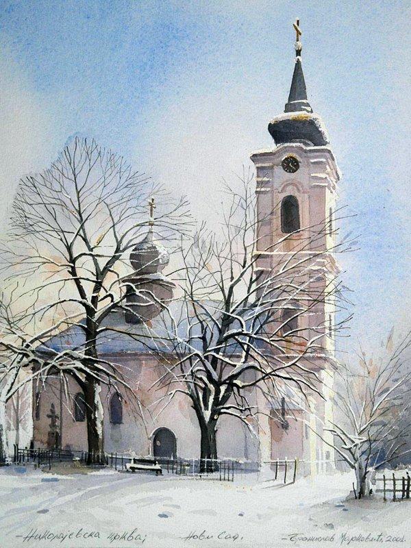 Nikolajevska crkva, Novi Sad