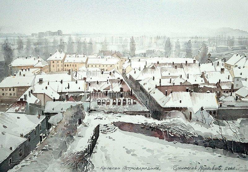Krovovi Petrovaradina