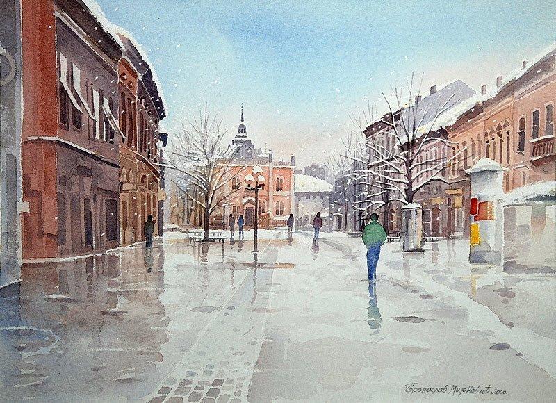 Zmaj Jovina ulica, Novi Sad