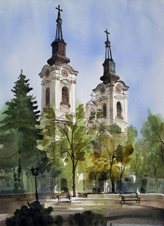 Saborna crkva, Sremski Karlovci