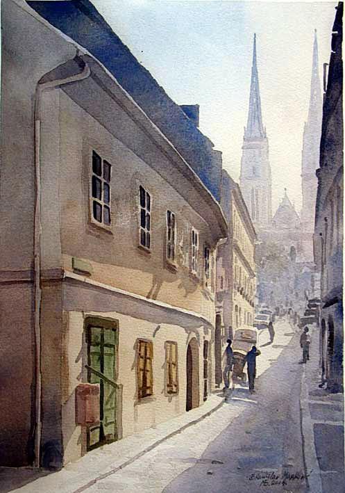 Grič, Zagreb