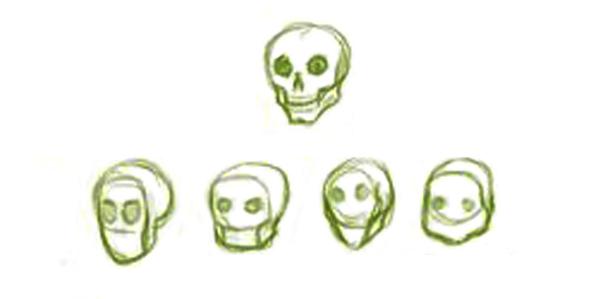 Как рисовать лица персонажей: как избежать одинаковых лиц
