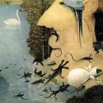 Иероним Босх триптих Сад земных наслаждений