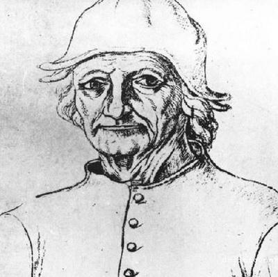 Портрет Иеронима Босха