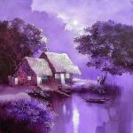 Данг Ван Кан пейзажи