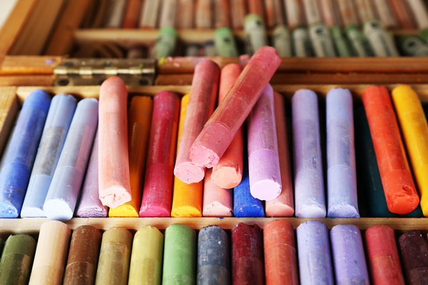 Закрепление и хранение пастели. Что такое окантованная пастель
