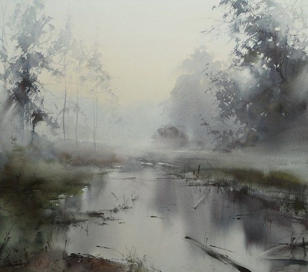 Илья Ибряев мастер тумана