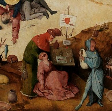 Загадки на картинах Босха расшифровки
