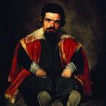 Веласкес Карлик Дон Себастиян де Морра