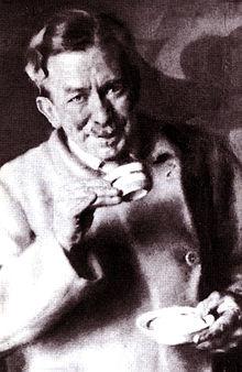 Художник Балла Джакомо, Автопортрет. 1929